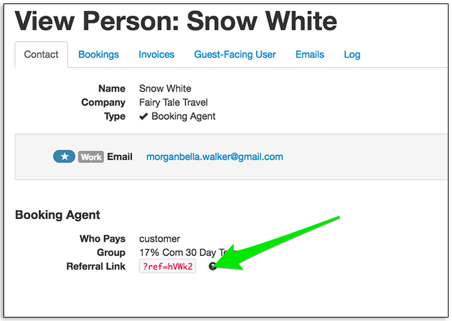 Using Referral Links – Arctic Reservations Support